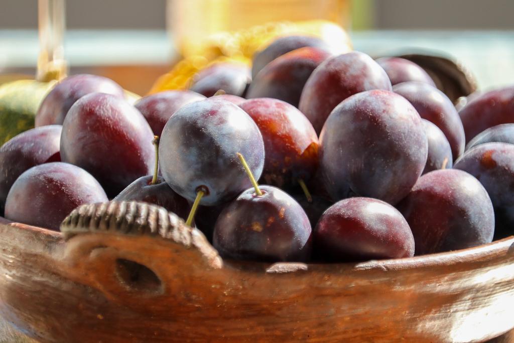 Die Zwetschge, eine tolle regionale und saisonale Frucht!