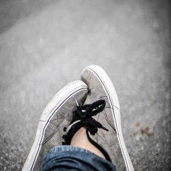 Schuhe... ©Guntram Fechtig