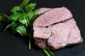 Rindfleisch und Liebstöckel, ein traumpaar