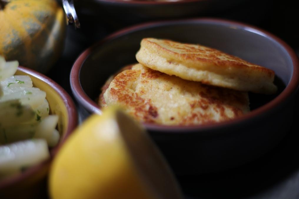 Goldbraun in Butterschmalz gebacken