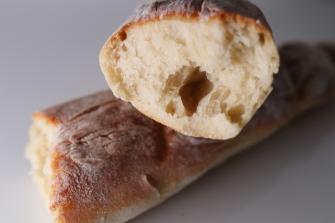 Ofenfrisches Baguette